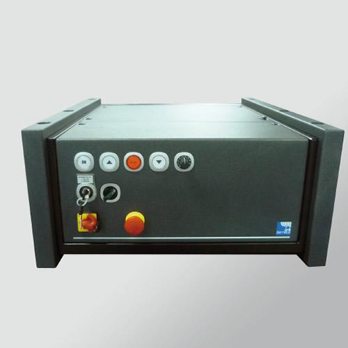 MEGASCREEN TOUR Control system and motor