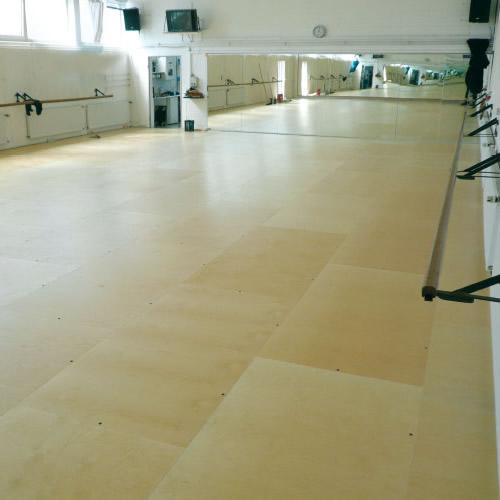 Sprung Floor System
