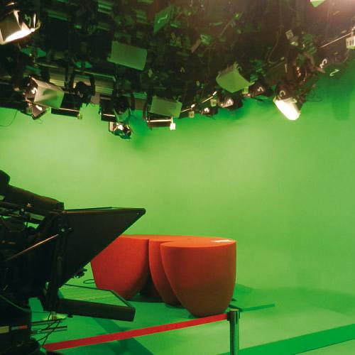 Prodotti Chromakey e per studi TV